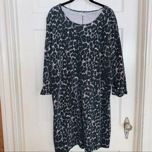 Old Navy Leonard Print Dress. Size XL